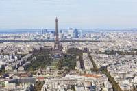 Paris City Tour Including Montparnasse Tower Observation Deck