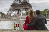 Paris Eiffel Tower Wedding Vows Renewal Ceremony with Photo-shoot and Video-shoot