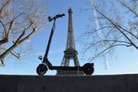 Paris Electric Scooter Rental