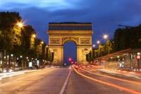 Paris Evening Tour on an Open-Top Bus