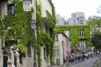Paris Montmartre Walking Tour in German