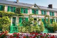 Paris Small Group Trip to Giverny: Claude Monet's House and Gardens and Musee des Impressionnismes