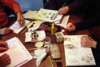 Paris Through Paint: Create a Watercolor of the Eiffel Tower