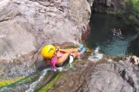 Paso de Vaqueros Canyoning Adventure from Santiago de Querétaro
