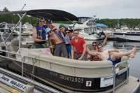 Penetanguishene Harbour 2-Hour Captained Pontoon Boat Ride