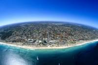 Perth Beaches and Fremantle Coast Helicopter Tour