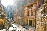 Petra Full Day Group Tour from Amman