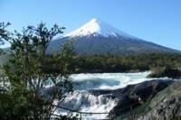 Petrohue Falls from Puerto Varas