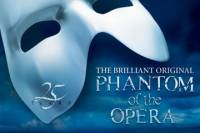 Phantom of the Opera Backstage Experience Including Tour, Pre-Theater Dinner and Show