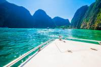 Phi Phi Islands Day Tour by Speedboat from Phuket