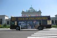 Philadelphia 3-Combo Tour: Hop-on Hop-off, Franklin's Footsteps and Please Touch Museum