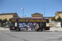 Philadelphia 3-Combo Tour: Hop-on Hop-off, Philly By Night, and Segway Tour