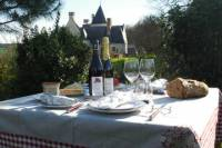 Picnic in the Vines Tour of Chinon, France
