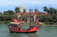 Pirates Adventures Sightseeing Tour from Miami