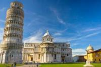Pisa, Leaning Tower and Lucca: Guided Day Tour from Florence