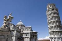 Pisa Semi-Independent Half Day Tour by Bus from Florence