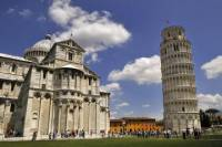 Pisa Walking Tour: Cathedral Square and Piazza dei Cavalieri