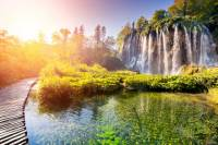 Plitvice Lakes from Zagreb: join the group for daily excursions to Unesco no1 in Croatia