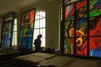 Polish Stained Glass Workshop in Krakow