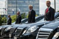 Prague Airport Private Arrival Transfer And Half-Day City Walking Tour