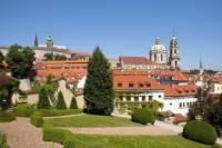 Prague Castle and Royal Gardens Walking Tour