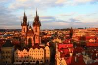 Prague Combo: City Tour Including Prague Castle and Vltava River Dinner Cruise