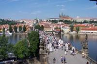 Prague Old Town Tour Including Prague Castle, River Cruise And Lunch