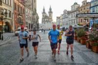 Prague Running Tour: City Highlights And Hidden Places