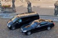 Prague to Vienna Private Transfer