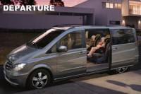Premium Sydney Airport Departure Transfer by People Mover