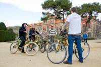 Private 4-Hour Bamboo Bicycle Tour in Barcelona