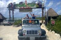 Private and Customizable Jeep Excursion in Cozumel