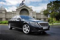 Private Arrival Transfer by Luxury Car from Munich Central Station
