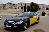 Private Arrival Transfer from El Prat Airport to Central Barcelona