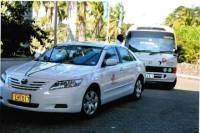Private Arrival Transfer: Nadi Airport to Intercontinental Resort And Shangri-La Fijian Resort
