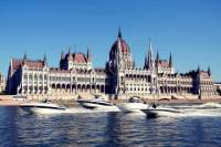 Private Budapest Danube River Cruise by Motorboat