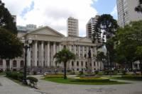 Private Curitiba Walking Tour