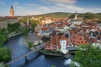 Private Day Tour to Cesky Krumlov and Cesky Krumlov Castle from Prague