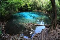 Private Day Trip from Krabi: Hot Spring, Tiger Cave Temple and Thai Massage