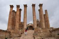 Private Day Trip: Jerash and Umm Qais from Amman