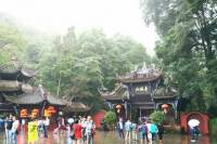 Private Day Trip to Dujiangyan Irrigation System and Qingcheng Mountain from Chengdu