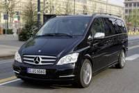 Private Departure Transfer by Luxury Van to Prague Hlavni Nadrazi Railway Station