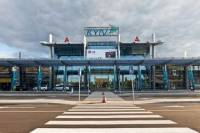 Private Departure Transfer: International Airport Kyiv Zhuliany from Kiev Hotel