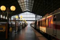 Private Departure Transfer: Rome Hotels to Train Station
