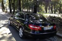 Private Departure Transfer: Umbria Hotels to Rome Fiumicino Airport or Rome Hotels