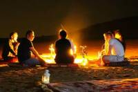 Private Desert Safari and Dinner from Dubai