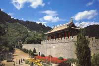 Private Full-Day Huangyaguan Great Wall Hiking Tour in Tianjin from Beijing