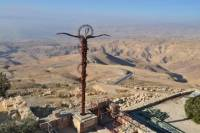 Private Full Day Madaba Mount Nebo And Baptism Site Tour From Amman