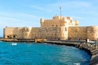 Private Full-Day Tour: Alexandria, Pompey Pillar, Catacombs of Kom El-Shoqafa, Citadel of Qaitbay And Library of Alexandria