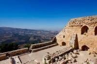 Private Full Day Tour to Jerash and Ajlun from Amman Including Panoramic Tour of Amman